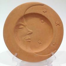 Terra Cotta Moon & Stars Decorative Wall Hanging Abruzzovasi Made In Italy
