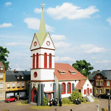 AUHAGEN H0 11370: Town Church (Kit)