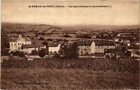 CPA St-Romain de Popey - Vue panoramique a raccordement (368021)