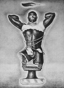 ARTIS LANE Female ARTIST -Print 'Emerging Into Spirit'