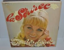 ISABELLE AUBRET: La Source LP Record Polydor