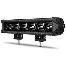 60W 14inch LED Light Bar Flood Work Fog Lamp Offroad Driving Truck SUV 4WD ATV