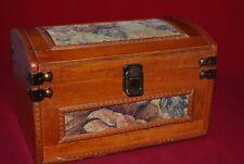 Wooden Jewellry Casket / Chest