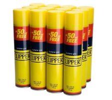 Clipper Gas Universal Lighter Fuel Refill Ultra Butane x 12 x 300ml