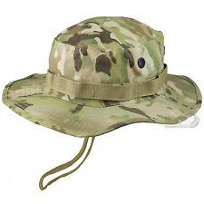 d9fef190 Mil-Tec Classic US Army Military GI Style Bush Sun Beach Boonie Hat  Multicam MTP
