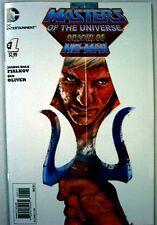 MOTU ORIGIN OF HE-MAN Comic # 1 ~ MASTERS OF THE UNIVERSE ~ 1st Print NM UNREAD