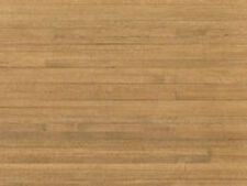 "1:12 Light Oak Finish Wooden Strip Flooring Dolls House Miniature 18"" x 12"""