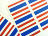 Mini Sticker Pack, Self-Adhesive Thailand Flag Labels, FR249
