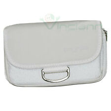 Custodia Sony PSP 2000 Marsupio borsa tracolla Bianca cover case