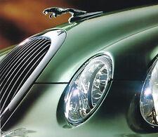 BIG 2000 JAGUAR S-TYPE Catálogo/Catalog/prospek con color chart : 3l, 4l, '00
