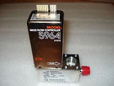 BROOKS 5964C MASS FLOW CONTROLLER, GAS SiH4, RANGE 500 SCCM  for Repair or Part