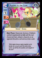 3x Apples to the Core - 110 - My Little Pony Equestrian Odysseys MLP CCG