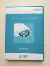 Nintendo Wii U Lens cleaner set Japan Import   Free Shipping