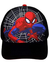 Spider-Man Baseball Cap #SPN879A Black