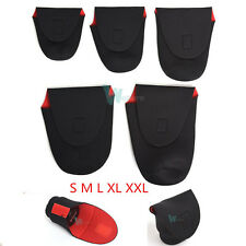5x Neoprene DSLR Camera Lens Soft Protector Pouch Bag Case For Nikon Canon SONY