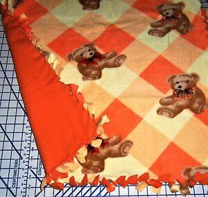 "Flamingos Pandas Zebra Jungle Fleece Blanket Baby Pet Lap Security 30"" x 24"""