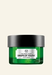 The Body Shop Drops of Youth Youth Cream 50ml New Luxurious Anti AgeingVegan