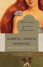 Del amor y otros demonios: By Garcia Marquez, Gabriel