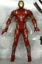 """Marvel Legends Captain America Civil War 6"""" IRON MAN (Avengers/Tony Stark)"""