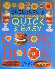 Children's Quick and Easy Cookbook,Pamela Wilkes,Dorling Kindersley