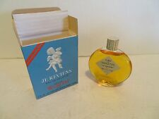 Je Reviens 80° WORTH Eau de Toilette~Embossed Lalique Bottle~2 oz~NEW IN BOX