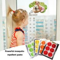 6pcs Anti-Toxic Natural Patches Mosquito Insect Bug Repellent Repeller Stickers