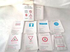 jeu de cartes 7 familles la prévention (héron)crédit agricole