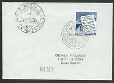 CHILE ANTARCTIC 1960 ship cover...........................................53566