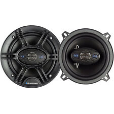 BLAUPUNKT GTX525 5.25-INCH 300 WATTS 4-WAY COAXIAL CAR AUDIO SPEAKERS | 1 PAIR