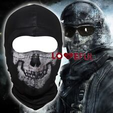 New Call of Duty Modern Warfare 2 Ghost Simon Riley Skull Full Face Ghost Mask