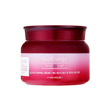[ETUDE HOUSE] Red Energy Tension Up Active Firming Cream - 60ml / Free Gift