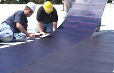 300W Flexible Thin Film solar panel Rollable amorphous silicon 300Watt module
