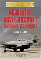 Realista 2ª Guerra Mundial Avión Aleta - Varios Artistas Nuevo 8.12 (CF022)