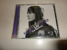 CD Justin Bieber-Never Say Never-The Remixes