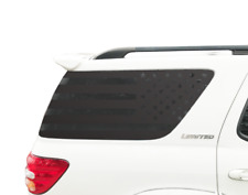 USA Flag Decal for Toyota Sequoia (2000-2007) TRD Pro American Side Window BR1