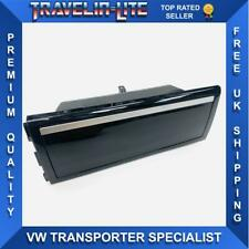 VW T6 Glove Box Upgrade Gloss Black Great Quality