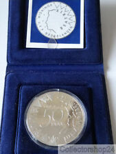 Coin / Munt Netherlands 50 Gulden 1987 Proof Juliana & Bernhard
