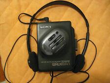 Sony WM-EX36 Walkman + SONY MDR-102 ORIGINAL KOPFHÖRER