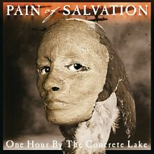 PAIN OF SALVATION - ONE HOUR BY THE CONCRETE LAKE    2 VINYL LP+CD NEU