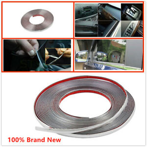 Chrome plated Moulding Strip Addition For Dressing Up Your Car & Truck