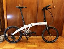 Dahon Folding Bike mu p24 custom built