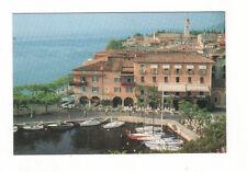 Ak Italien Garda-See Lago di Garda Hotel Gardesana Sehr guter Zustand