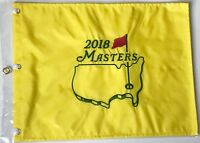 2018 Masters flag augusta national golf embroidered pin flag new pga
