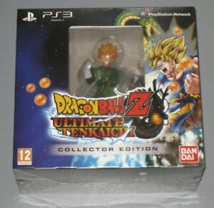 Dragonball Z Ultimate Tenkaichi Collectors Edition PS3 Limited UK PAL Sealed