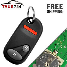 KEYLESS ENTRY REMOTE KEY FOB REPLACEMENT FOR 01-05 Honda Civic