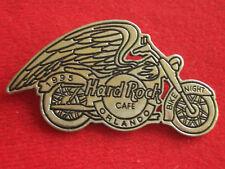 HRC Hard Rock Cafe Orlando Bike Night 1995 Motorcycle Harley LE1000