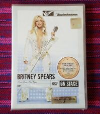 Britney Spears ~ Live In Las Vegas ( Malaysia Press ) Dvd