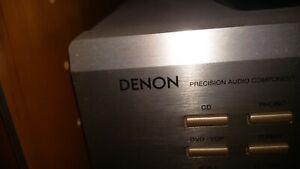 Dolby surround Anlage , Denon Verstärker