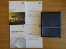 Volkswagen Arteon Owners Handbook/Manual and Wallet 17-21