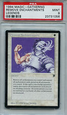 MTG Legends Remove Enchantments PSA 9.0 (9) Mint card Magic the Gathering 1056
